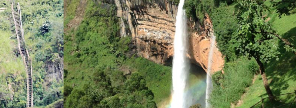 sipi-falls-hike uganda safari