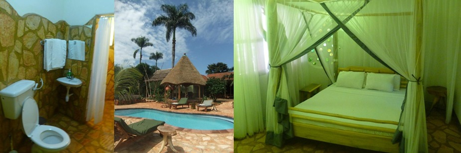 source-of-the smile - Safari Lodges in Jinja