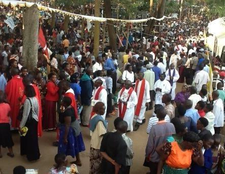 uganda martyrs celebrations-namugongo