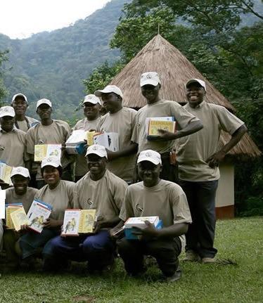 uganda safaris -guides