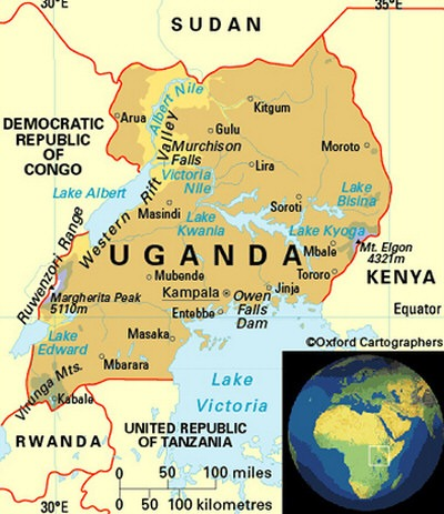 Ugandas Facts and Figures about Uganda where is Uganda