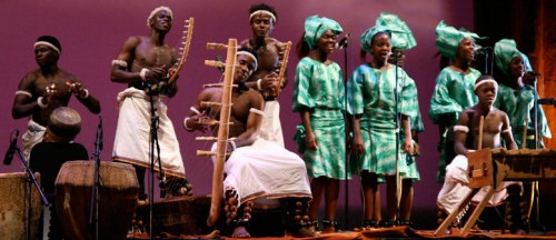 Musical Instruments of Uganda