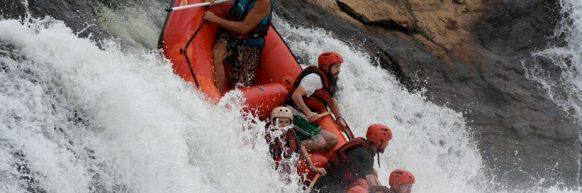 White Water Rafting uganda tour
