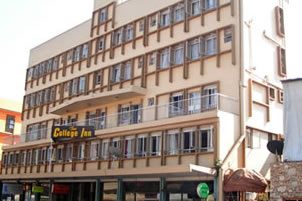 College Inn Wandegeya