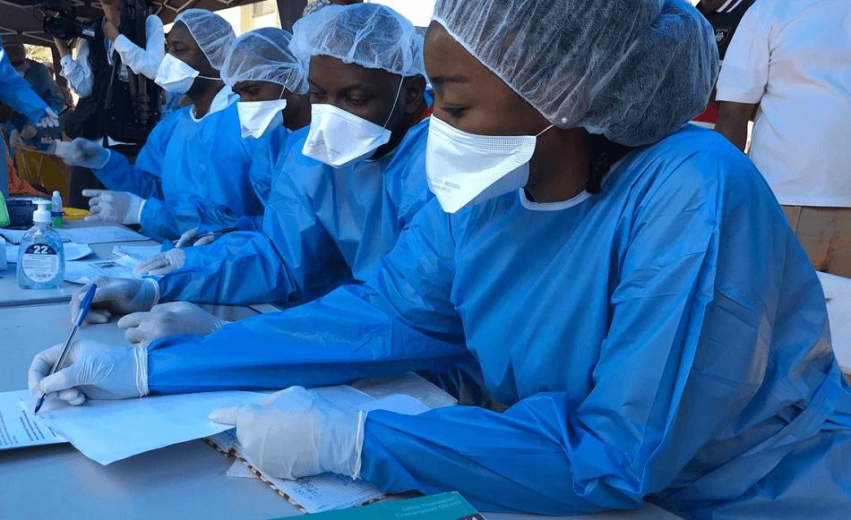 Suspected Ebola case in Uganda confirmed negative