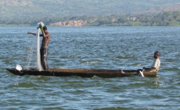 1 Days Fishing trip to Lake Victoria in Uganda