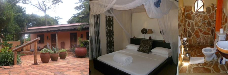 2 Friends Guesthouse jinja - accommodation in uganda