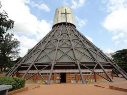 Namugongo shrine, Kampala Tour, Uganda