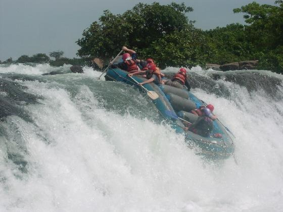 Jinja Rafting at the Source of the Nile Jinja