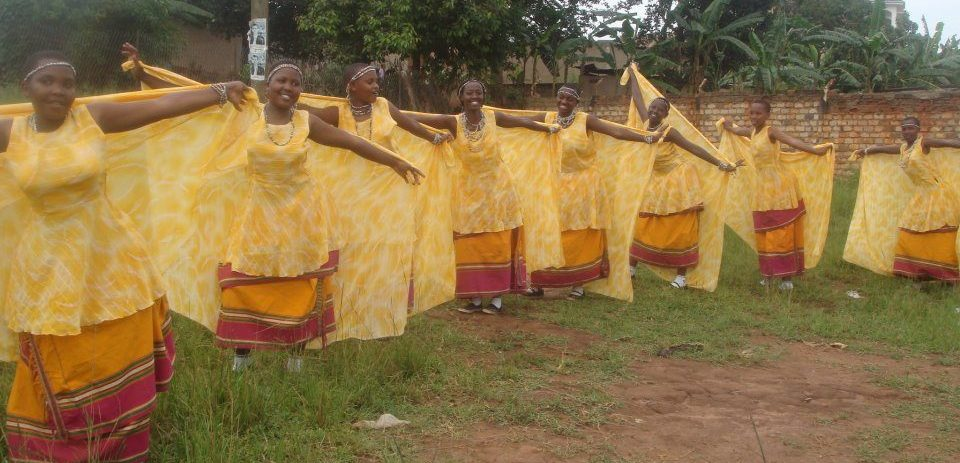 Ekitaguriro dance by both Banyankole and Bakiga