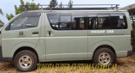 4X4 self drive safari vans hire in Rwanda/ Rwanda 4×4 self drive tour vans rental