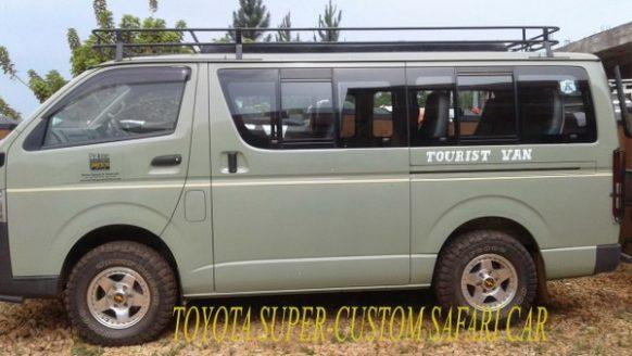 4X4 self drive safari vans hire in Rwanda/ Rwanda 4×4 self drive tour vans rental
