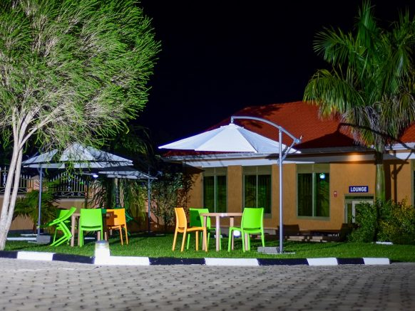 AZIMUT HOTEL - FORT PORTAL
