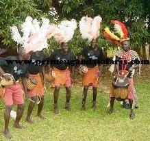 Acholi cultural dance