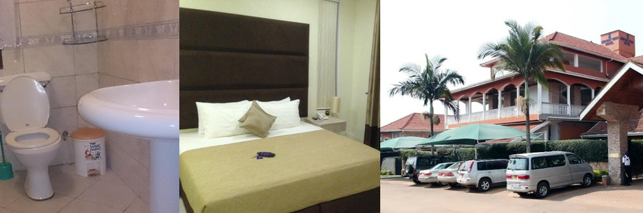 Airport View Hotel- accommodation in kampala
