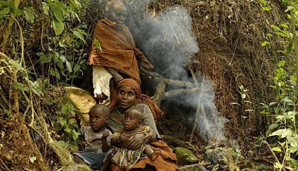 Batwa pigmies Uganda tour
