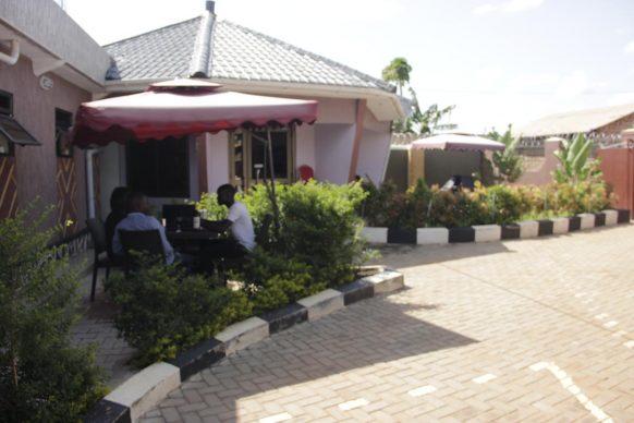 Brown palace hotel gulu