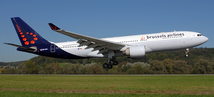 Brussels Airlines - rwanda safari