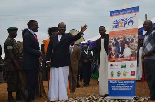 Buganda Tourism Expo 2014