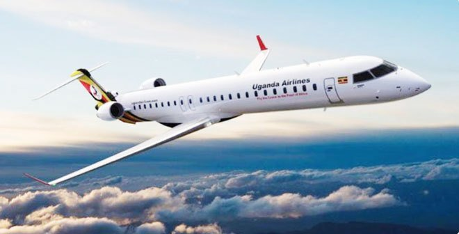 The New Uganda Airlines Jets The Sky Tomorrow