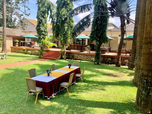 Emerald Hotel - Kampala