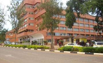 Entebbe Flight Motel