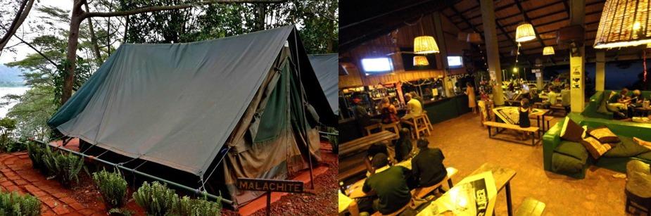 Explorer River Camp Bujagali- budget accommodation in Jinja