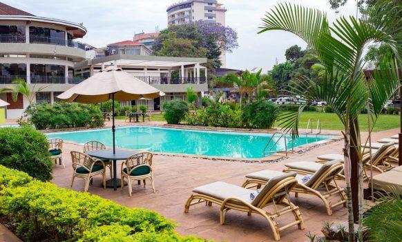 Fairway Hotel & Spa - Kampala