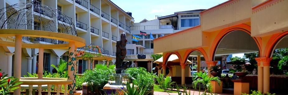 Fairway Hotel & Spa - midrange hotels in kampala