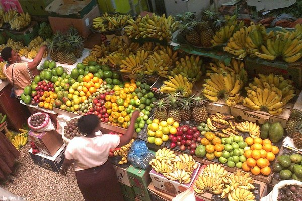 Food Stuffs in Rwanda