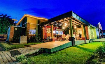Frontiers Hotel Entebbe