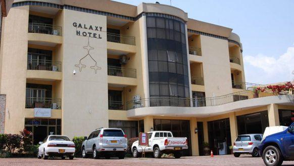 Galaxy Hotel Kigali
