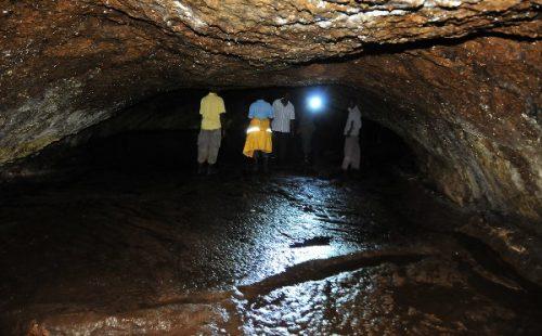 Garama cave