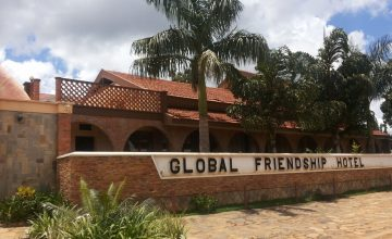 Global friendship hotel