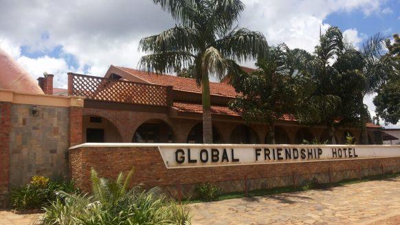 Global friendship hotel