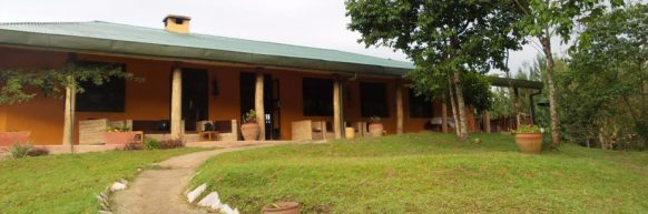 Bwindi Gorilla Valley Lodge