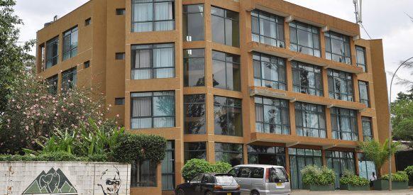Gorillas City Centre Hotel Kigali