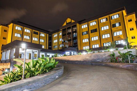 Grand Legacy Hotel Kigali