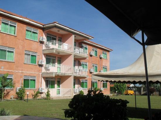 Gulu churchill courts hotel