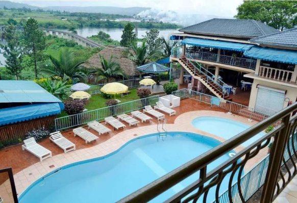 HOTEL PARADISE ON THE NILE