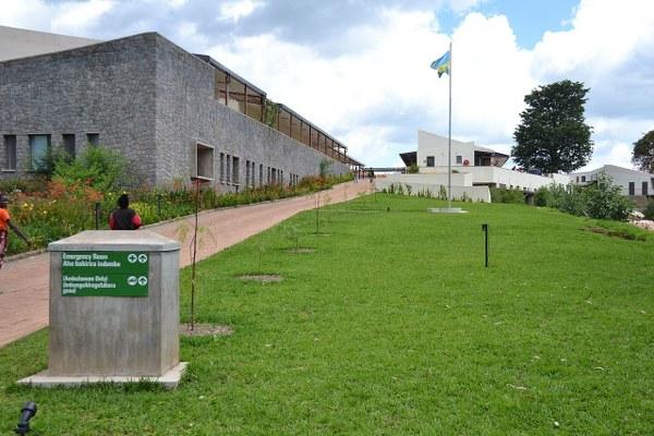 Health Facilities in Rwanda