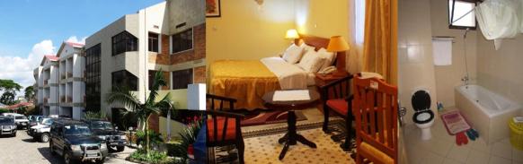 Hotel La Palme-rwanda safari