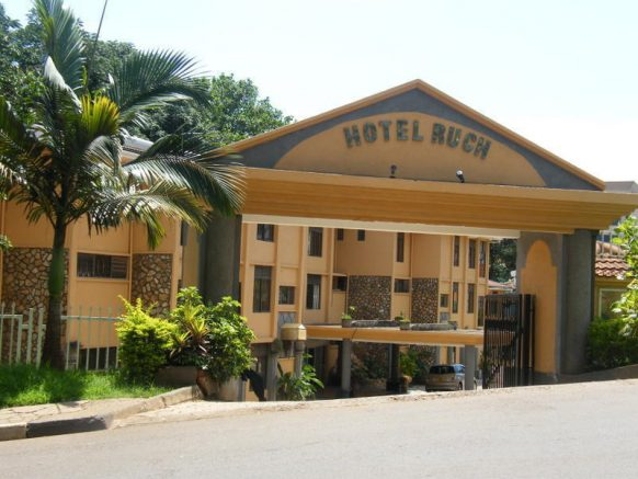 Hotel Ruch Kampala