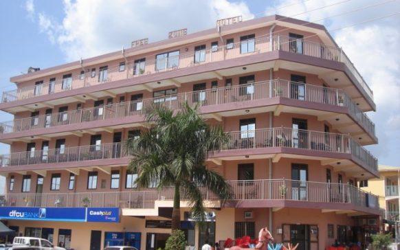 Hotel free zone gulu