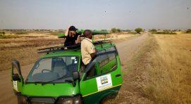 4X4 Safari Vans For Hire in Uganda