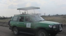 4X4 Safari Land cruisers for Hire in Uganda