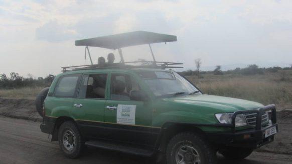 4X4 Safari Land cruisers for Hire in Uganda