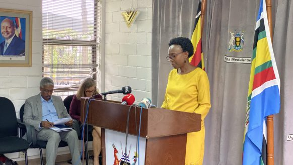 Uganda Restricts Travel of 16 Countries