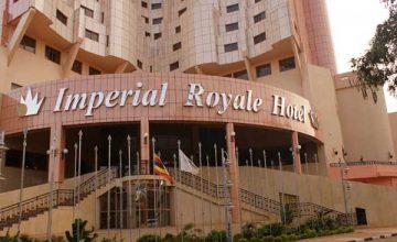 Imperial Royale Hotel - Kampala