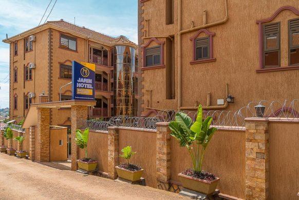 Jarin Hotel - Kampala